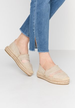 COSMIC - Espadrilles - cream