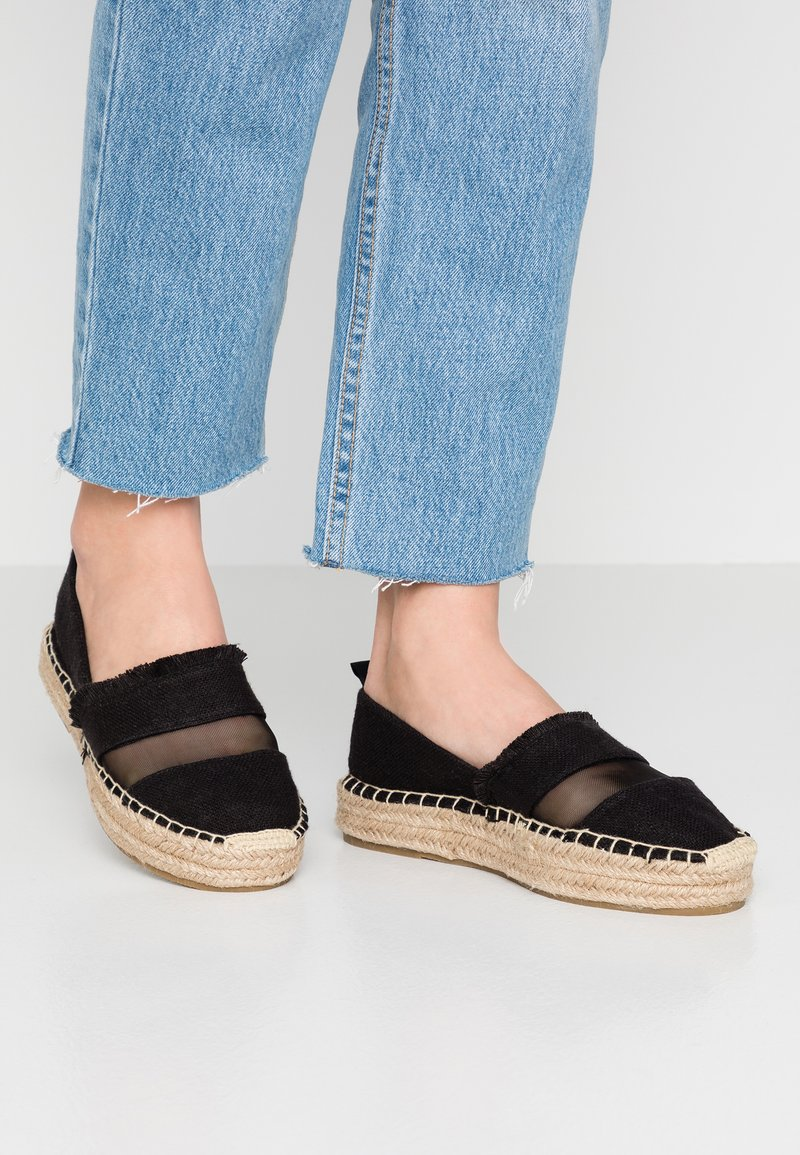 Dorothy Perkins - COSMIC - Loafers - black