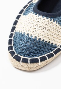 Dorothy Perkins - CANDY STRIPE - Espadrilles - navy - 2