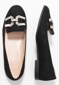 Dorothy Perkins - PALACE - Instappers - black - 3