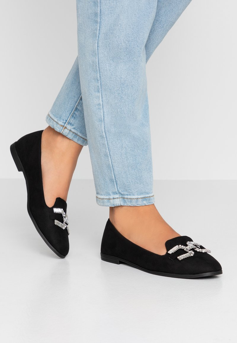 Dorothy Perkins - PALACE - Instappers - black