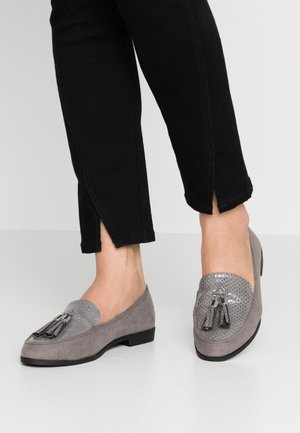 LILLIE LOAFER - Mocasines - grey