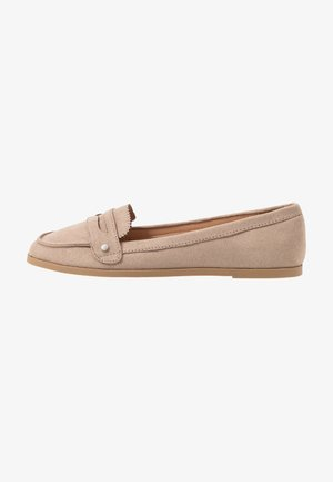 LAUR LOAFER - Instappers - taupe