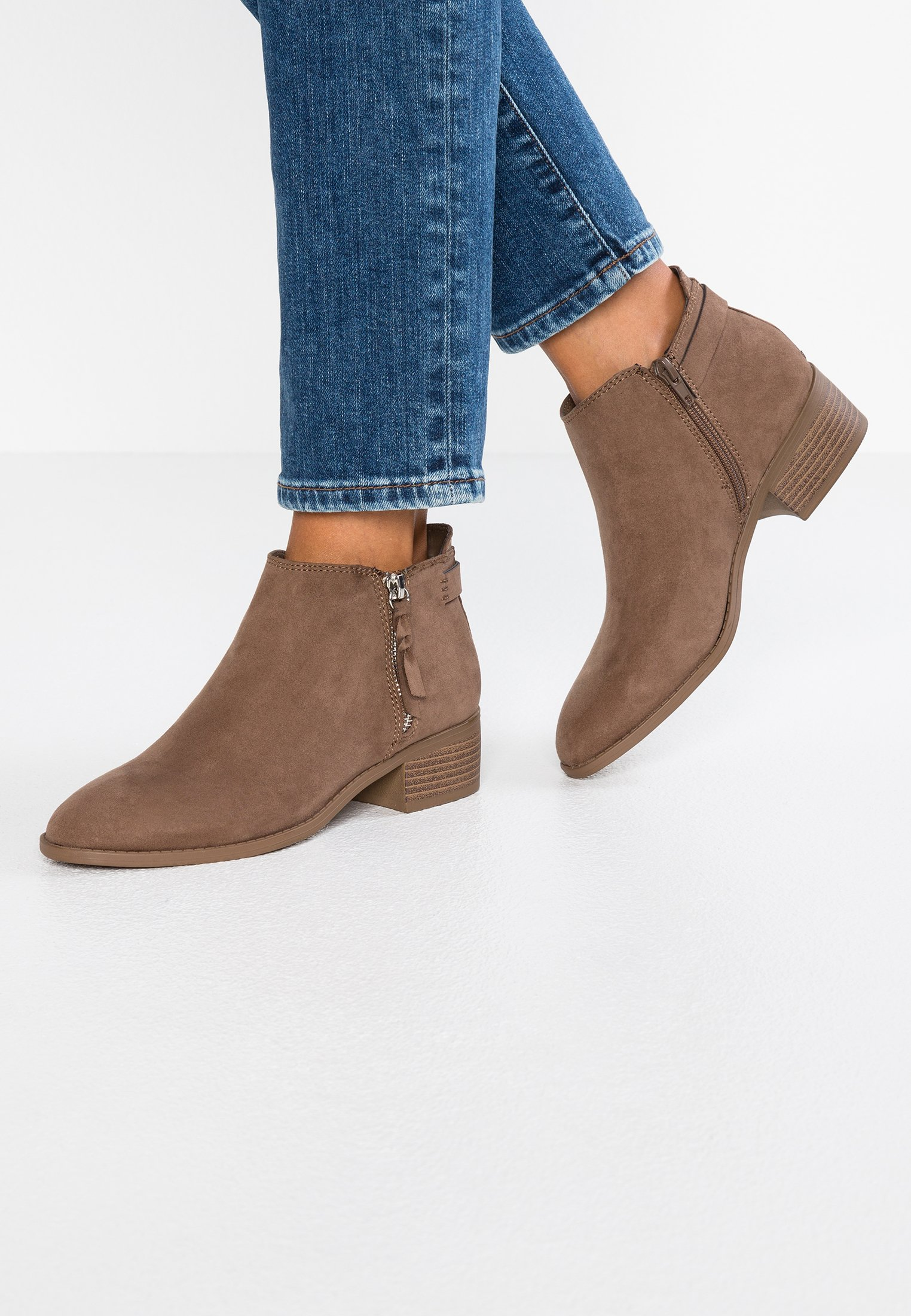MajorBoots Perkins À Talons Taupe Dorothy SMzpUV