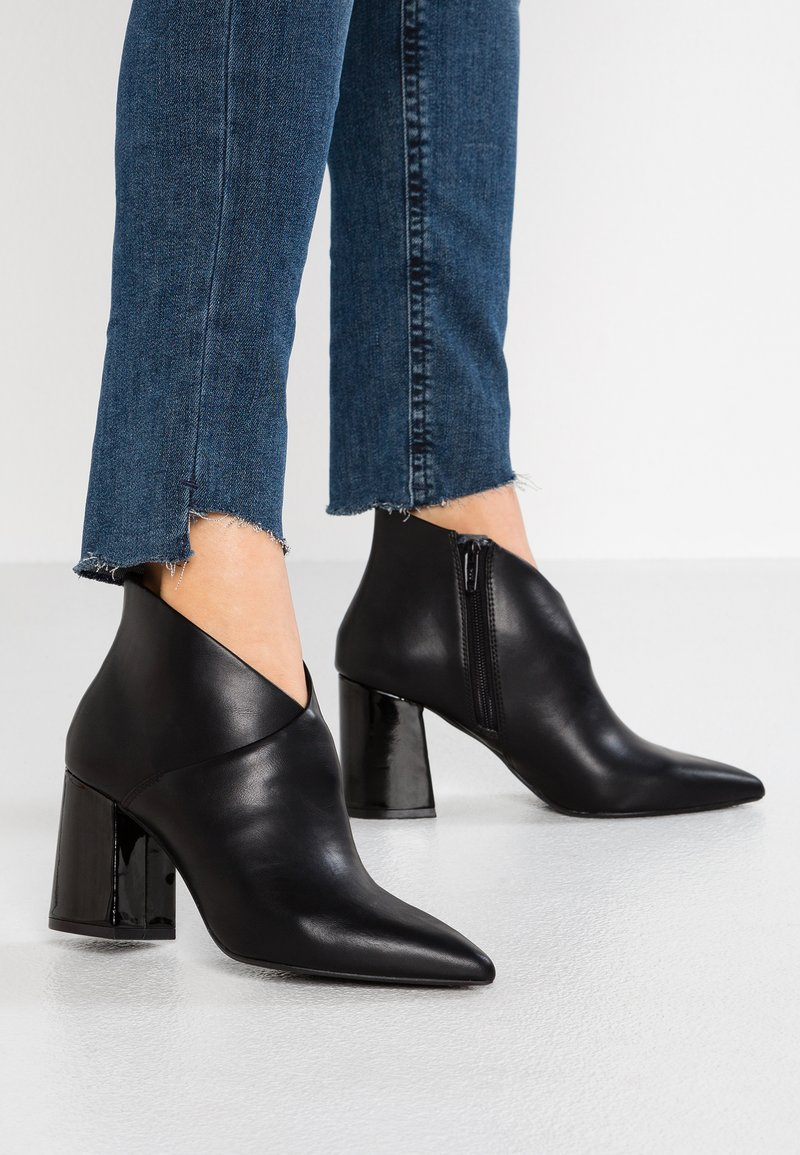 Dorothy Perkins - ANNIE - Ankle boots - black