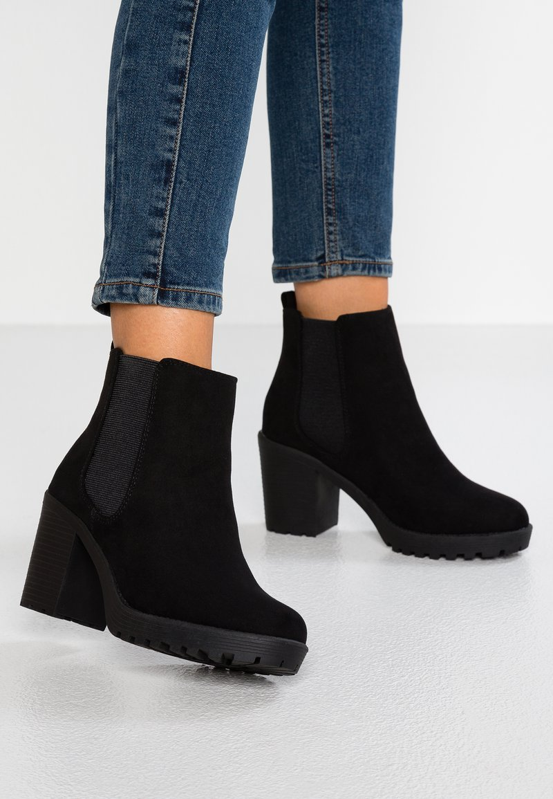 Dorothy Perkins - AINSLEY  - Ankle boots - black