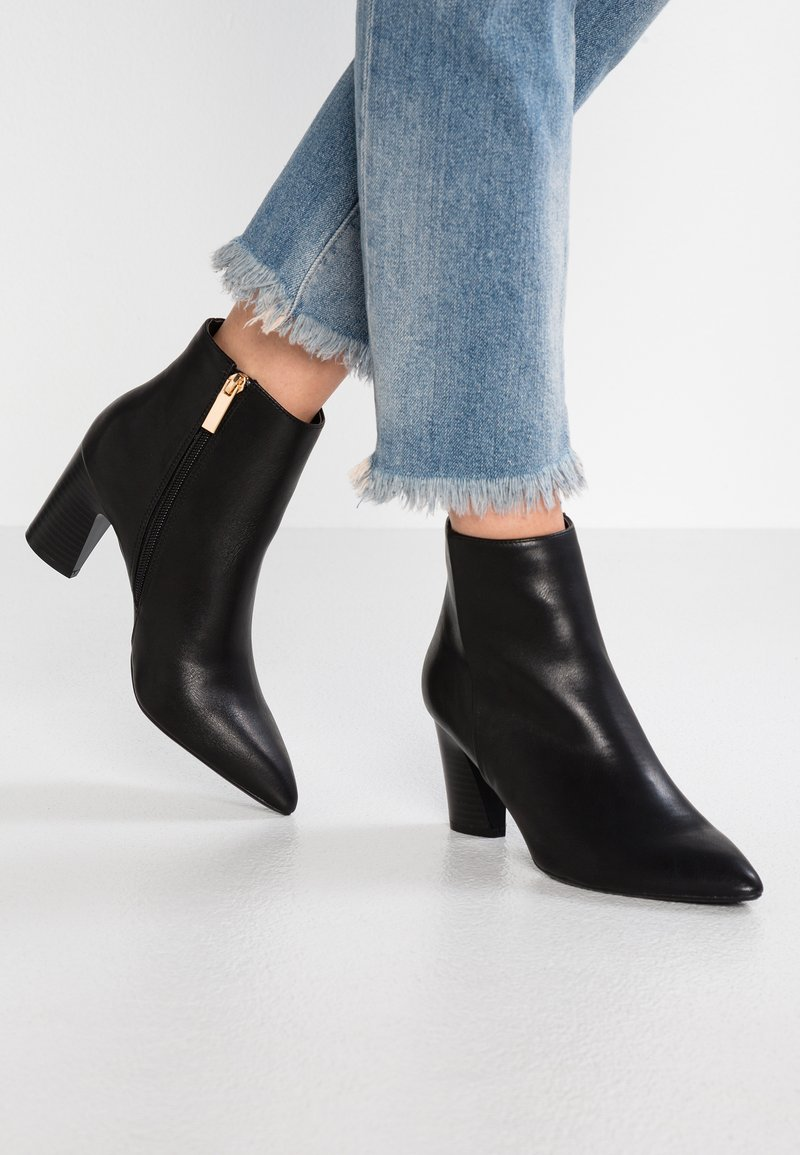 Dorothy Perkins - ADRIENNE - Ankle boots - black