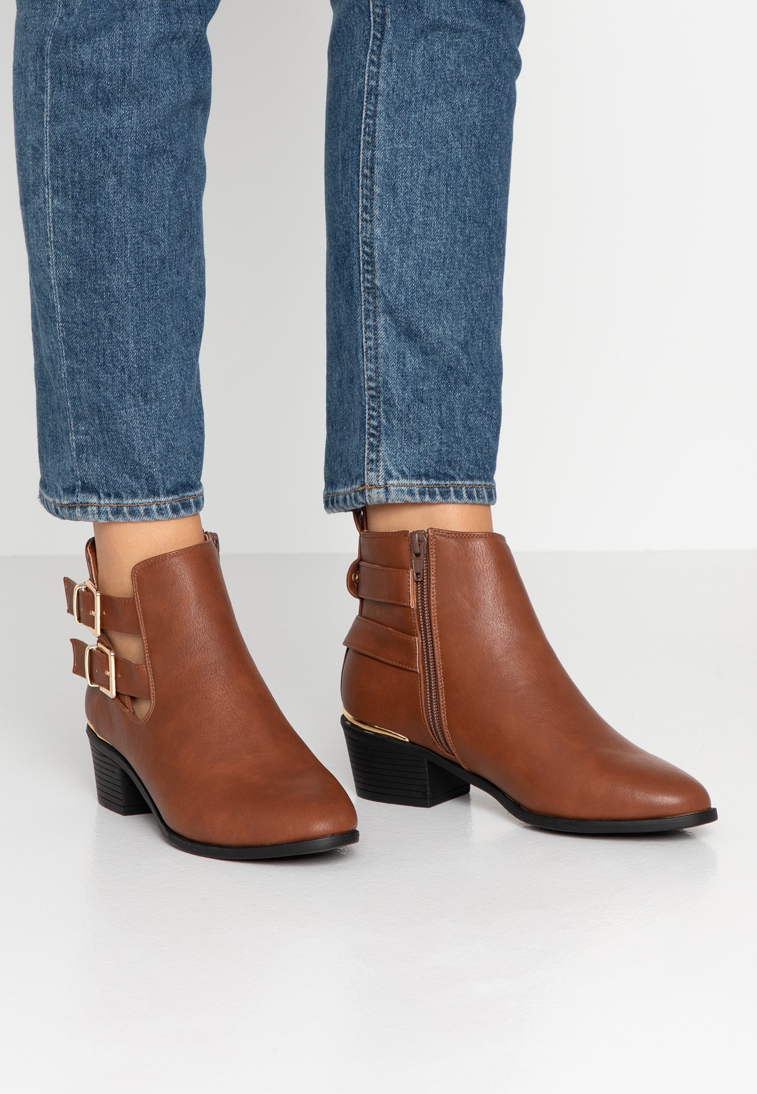 Tan Open Talons Dorothy Sided À FestivalBoots Perkins Maci bf6gyY7
