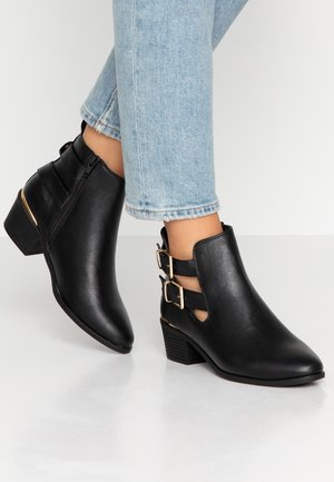 MACI OPEN SIDED FESTIVAL - Ankle boot - black