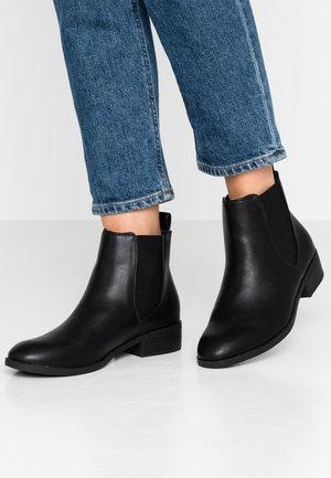 MORGAN CHELSEA  - Boots à talons - black