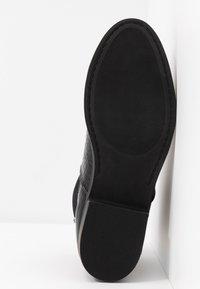 Dorothy Perkins - MORGAN CHELSEA  - Boots à talons - black - 6