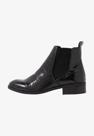 MORGAN CHELSEA  - Ankelboots - black