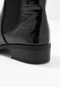 Dorothy Perkins - MORGAN CHELSEA  - Boots à talons - black - 2