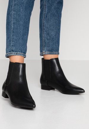 MAISIE PIXIE FLAT BOOT - Classic ankle boots - black