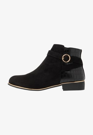 MINA TIPPED JODPHUR - Ankelboots - black