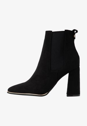 AMERIE PARTY BOOT - High heeled ankle boots - black