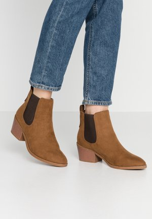 MADELYN EASY ALMOND CHELSEA - Ankelboots - taupe