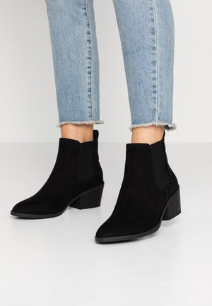 MADELYN EASY ALMOND CHELSEA - Kotníková obuv - black