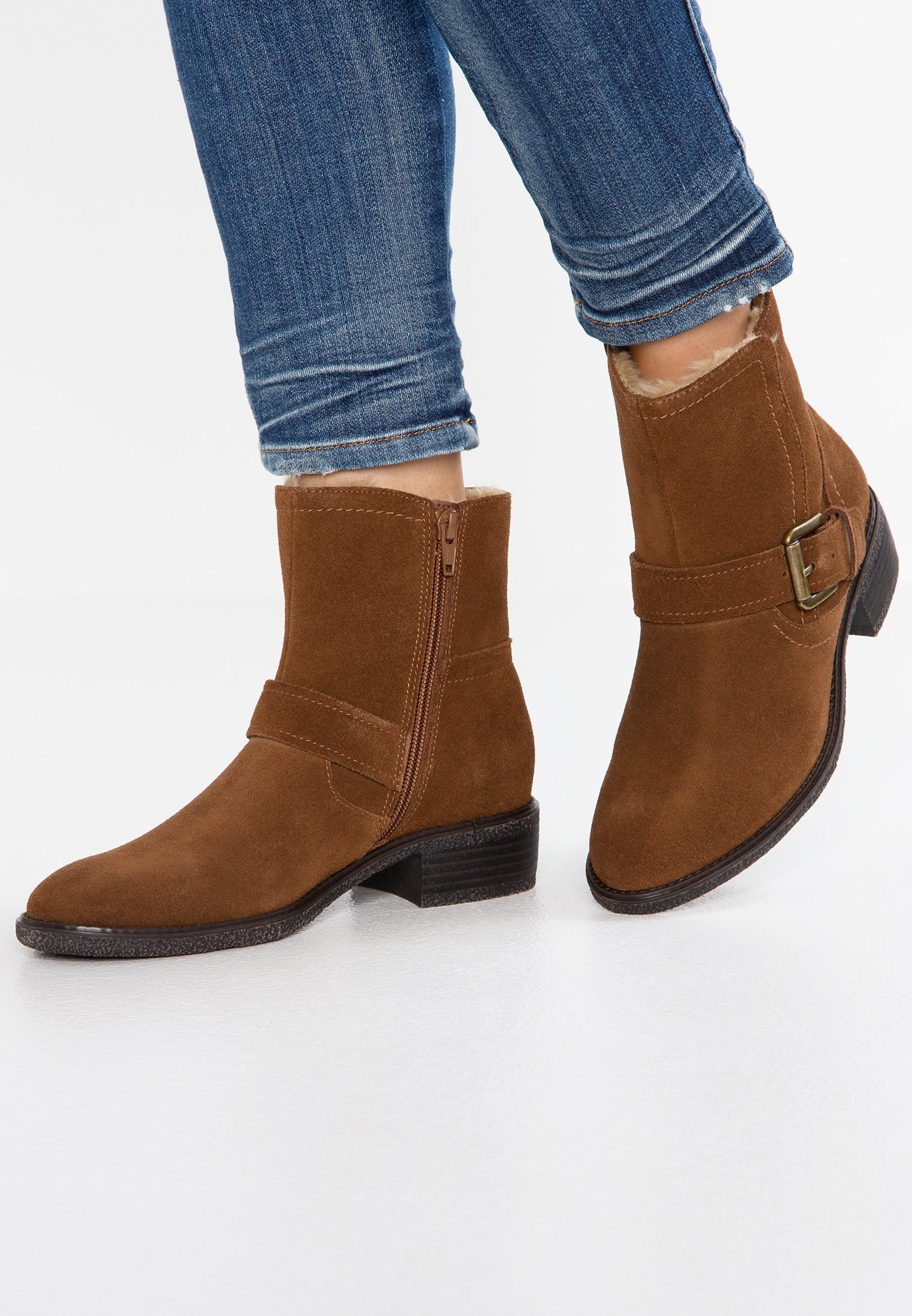 Dorothy Perkins ACTION - Bottines tan