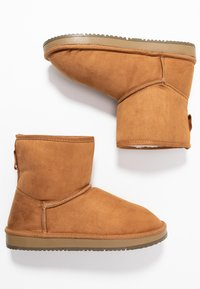 Dorothy Perkins - MINTY BOOT - Classic ankle boots - tan - 3