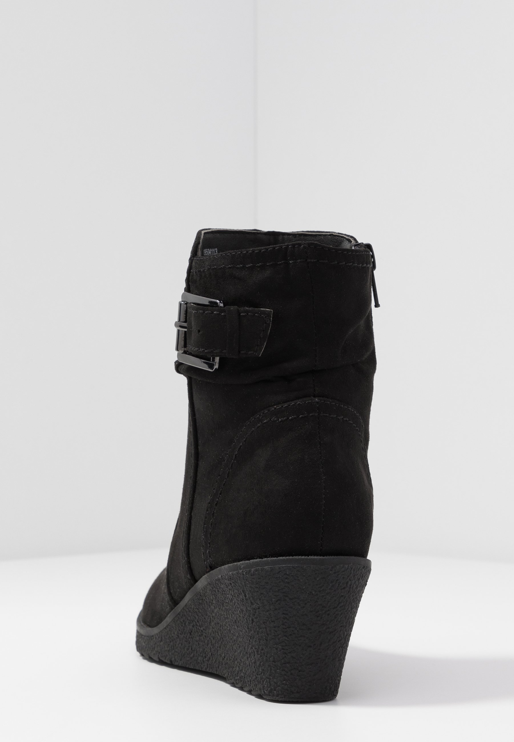 Dorothy Perkins Maddox Wedge - Ankle Boots Black