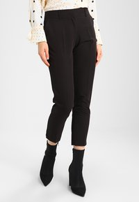 Dorothy Perkins - NEW GRAZER - Broek - black - 0