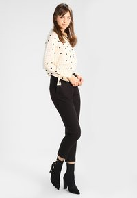 Dorothy Perkins - NEW GRAZER - Broek - black - 2