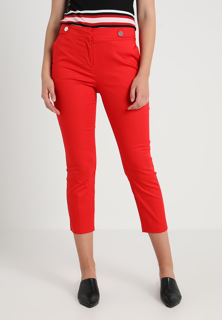 Dorothy Perkins - Stoffhose - red