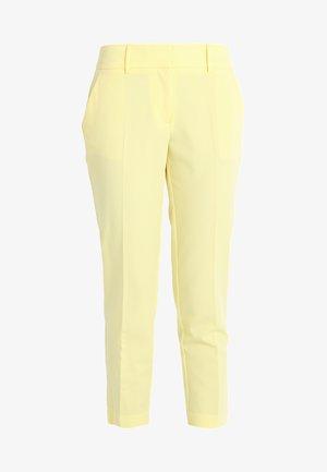 NEW COLOUR - Kalhoty - lemon