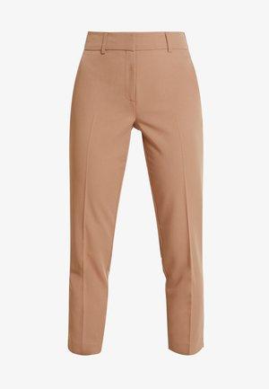ANKLE GRAZER - Pantalon classique - camel