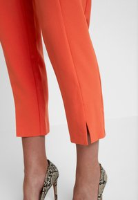 Dorothy Perkins - SPLIT FRONT PUMPKIN - Trousers - orange - 5