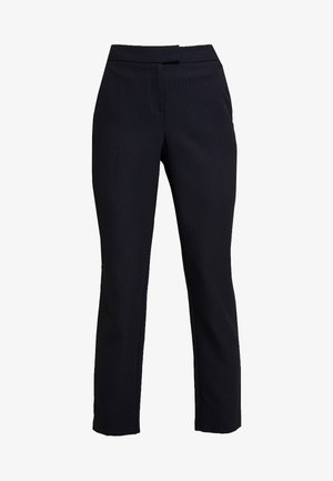 REGULAR TROUSERS - Trousers - navy