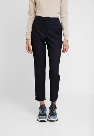 REGULAR TROUSERS - Bukse - navy