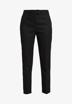 REGULAR TROUSERS - Pantalon classique - black