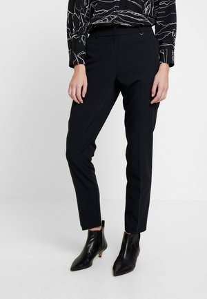 REGULAR NAPLES - Trousers - black