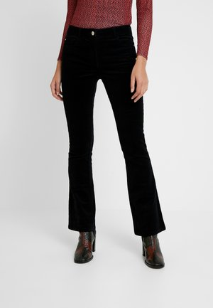 FRANKIE - Trousers - charcoal