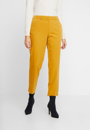 GRAZER - Trousers - yellow