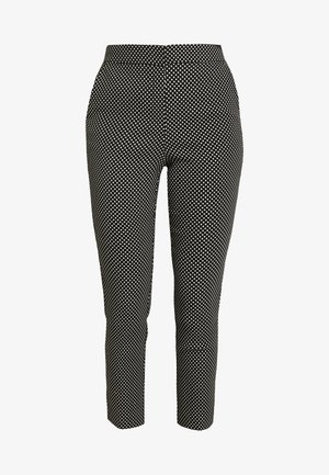SPOT TROUSERS - Broek - black