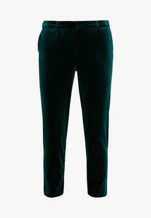 ANKLE GRAZER - Trousers - green