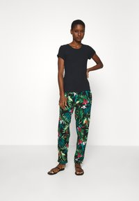 Dorothy Perkins - TROPICAL JOGGER - Trousers - multi - 1