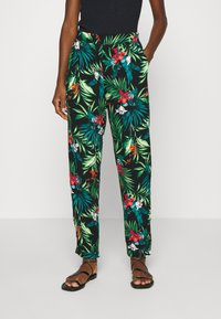 Dorothy Perkins - TROPICAL JOGGER - Trousers - multi - 0