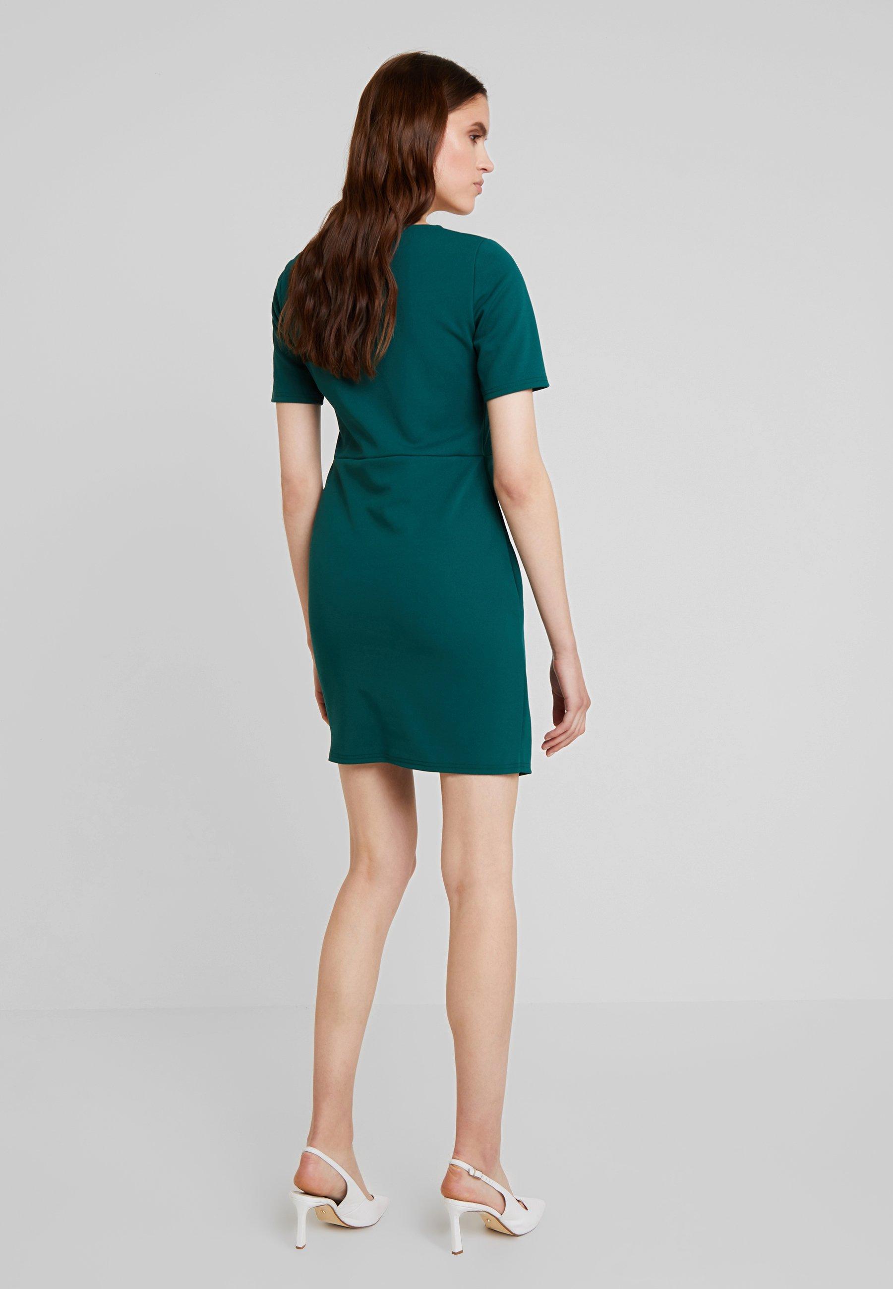 Wrap Green Fourreau Skirt BodyconRobe Dorothy Perkins fb6gvImYy7