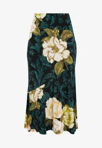 Dorothy Perkins - FLORAL MIDI - Áčková sukně - multi coloured - 3