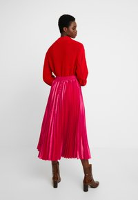 Dorothy Perkins - PLEAT SKIRT - A-lijn rok - pink