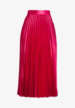 PLEAT SKIRT - Jupe trapèze - pink