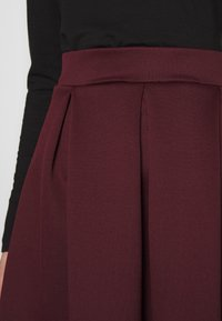 Dorothy Perkins - A-line skirt - berry - 4
