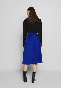 Dorothy Perkins - A-line skirt - cobalt - 2