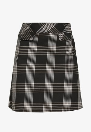 MINI SKIRT - Minijupe - black