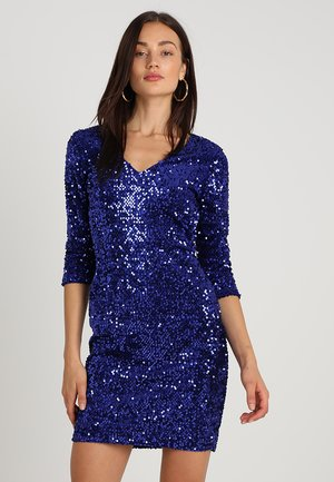 SEQUIN BODYCON - Cocktail dress / Party dress - cobalt