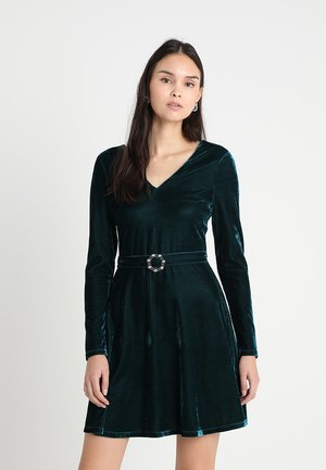 BUCKLE  - Vestito elegante - teal